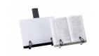Podstawka pod książkę i dokumenty szara ErgoSafe